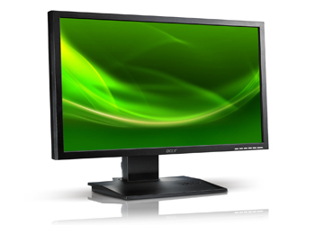 "Acer 243HL DJObmdr B 609.6 mm (24 "") 5 ms 250 cd/m� 2 pcs 3.63 kg EPEAT"